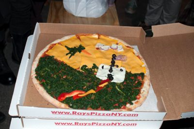 Jonas Lund Paint Your Pizza
