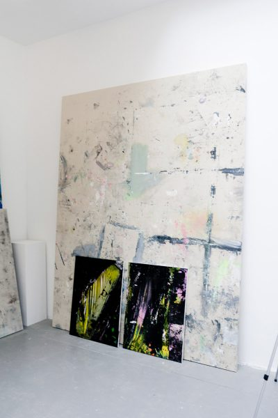 Jonas Lund Studio Practice