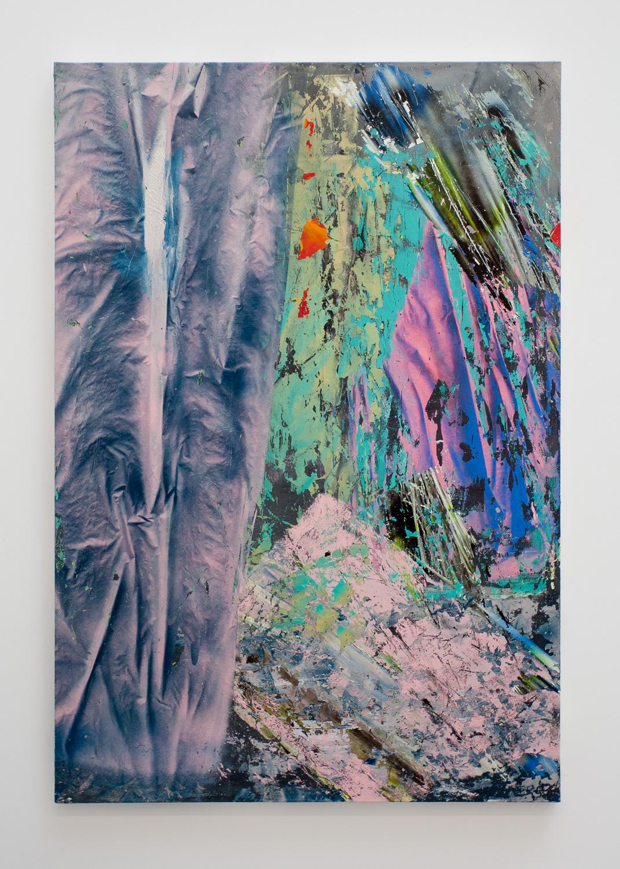 Jonas Lund Untitled (Curtain)