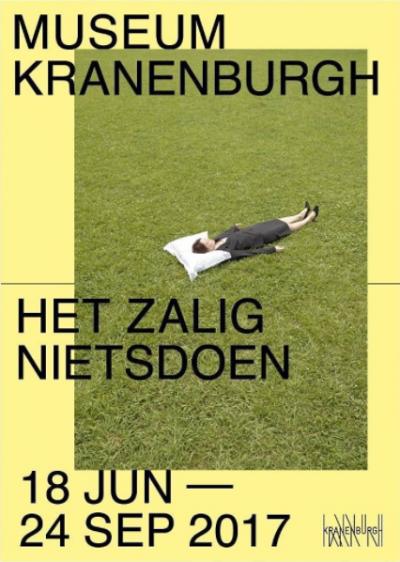 Jonas Lund Het Zalig Nietsdoen, Museum Kranenburgh