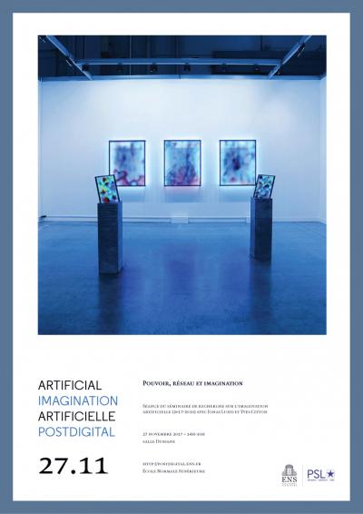 Jonas Lund Jonas Lund & Yves Citton : Pouvoir, réseau et imagination