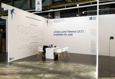 Jonas Lund Jonas Lund Token (JLT) – Presale Booth